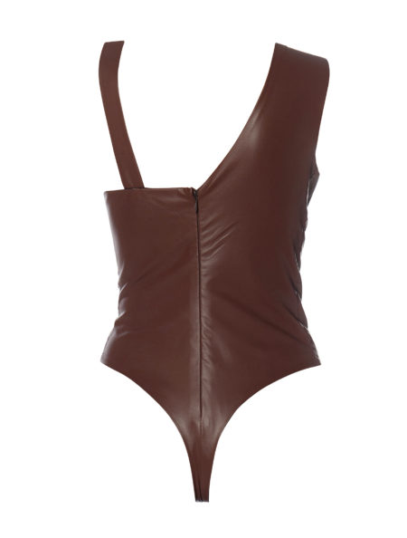 FAUX LEATHER BODY