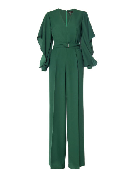 JUMPSUIT WITH SLEEVES